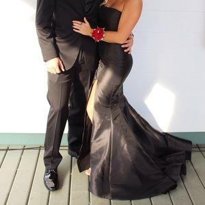 Black Sherri hill prom dress